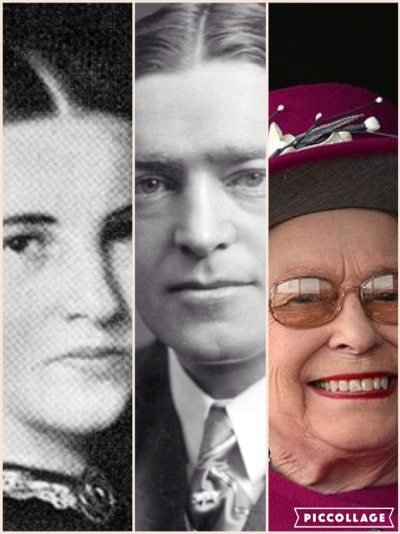The Queen, Ernest Shackleton and Elizabeth Garrett Anderson