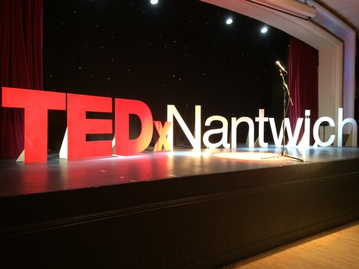 TEDx Nantwich – Choosing to be a Jack of All Trades